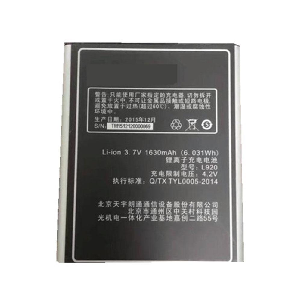 K-Touch L920 Smartphone Akku