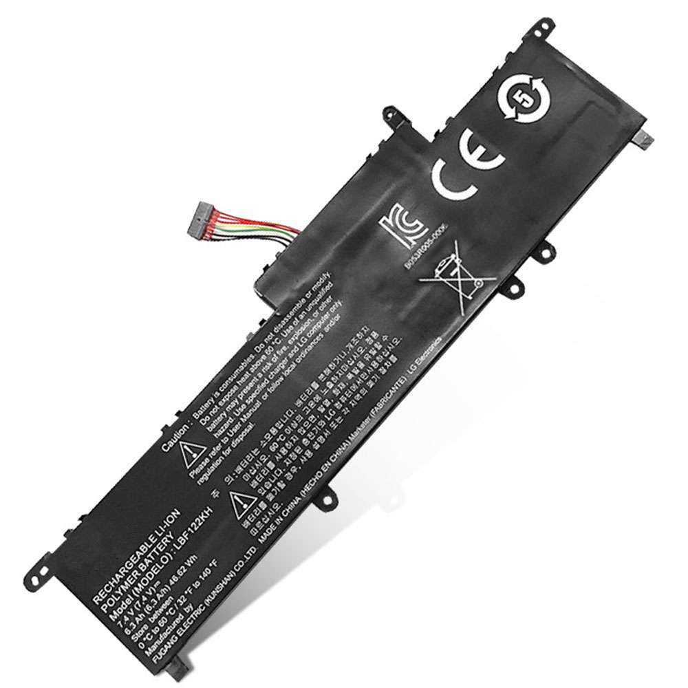 LG LBF122KH replacement battery