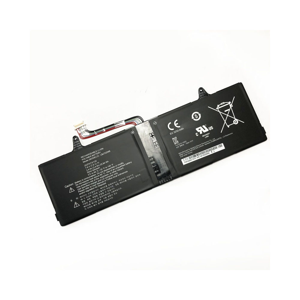 LG LBJ722WE replacement battery