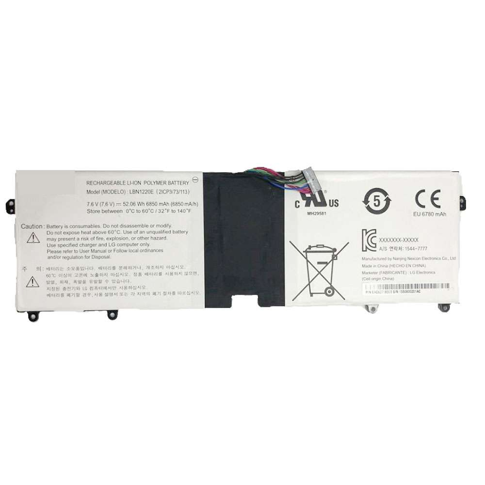 LG LBN1220E replacement battery