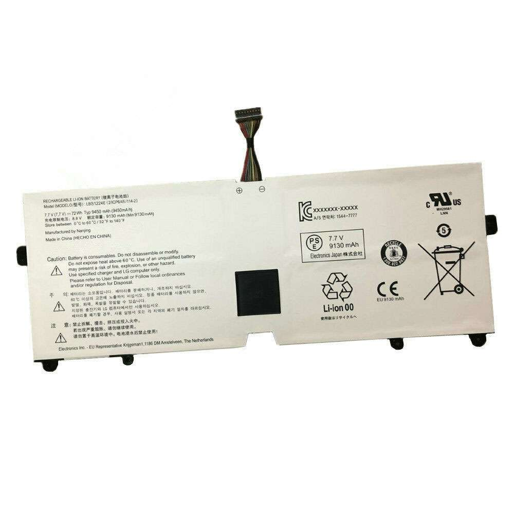 LG LBS1224E replacement battery