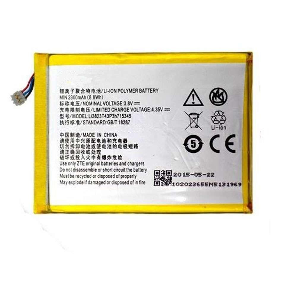 ZTE LI3823T43P3H715345 Smartphone Akku