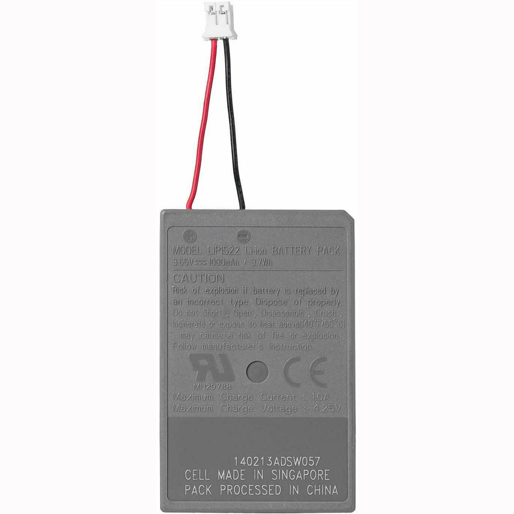 SONY LIP1522 replacement battery