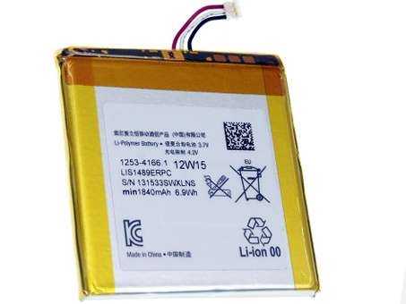 Replacement for Sony LIS1489ERPC battery