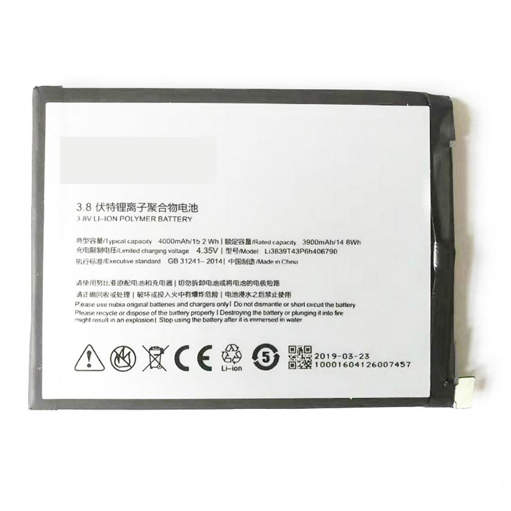 ZTE Li3839T43P6h406790