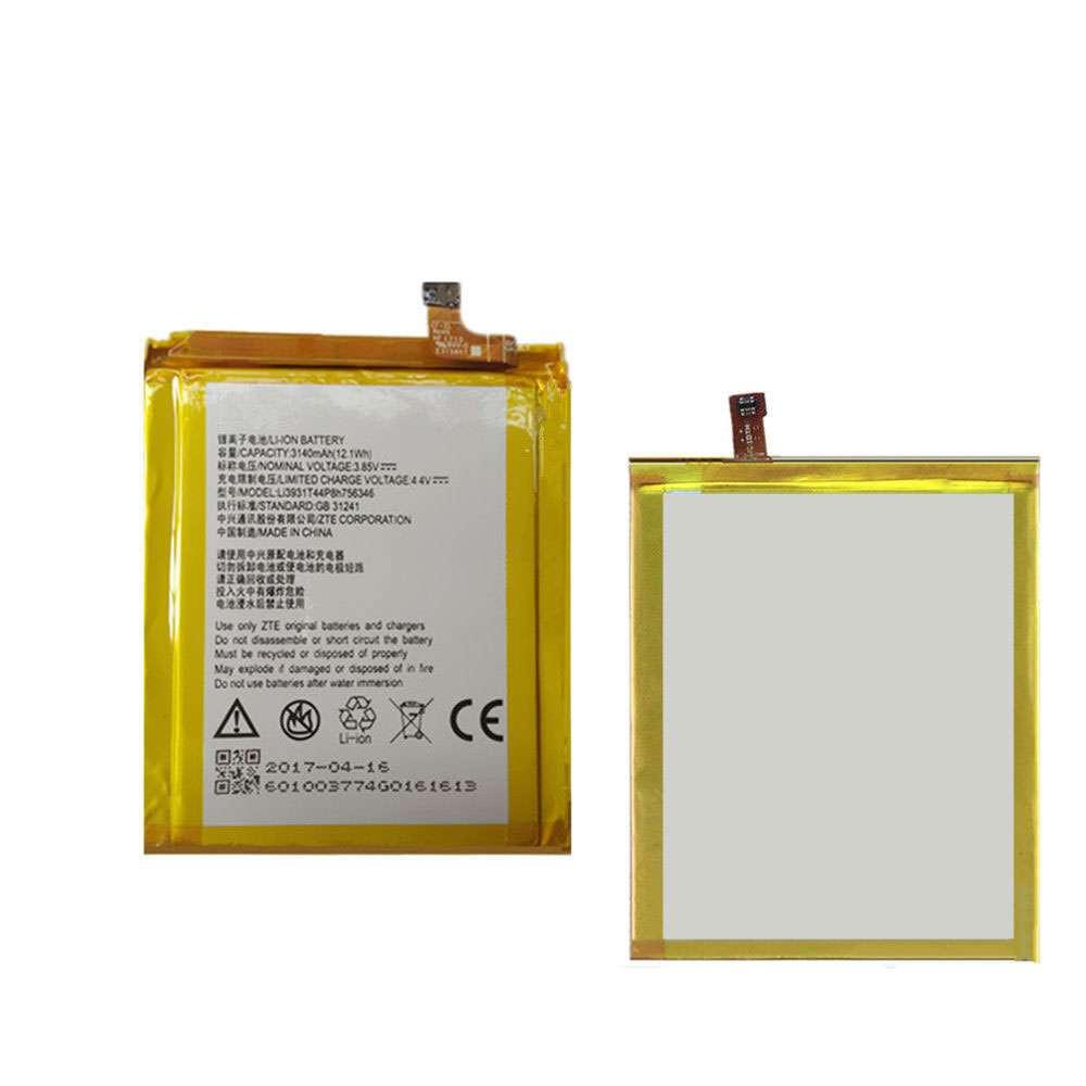 ZTE Li3931T44P8H756346 Smartphone Akku
