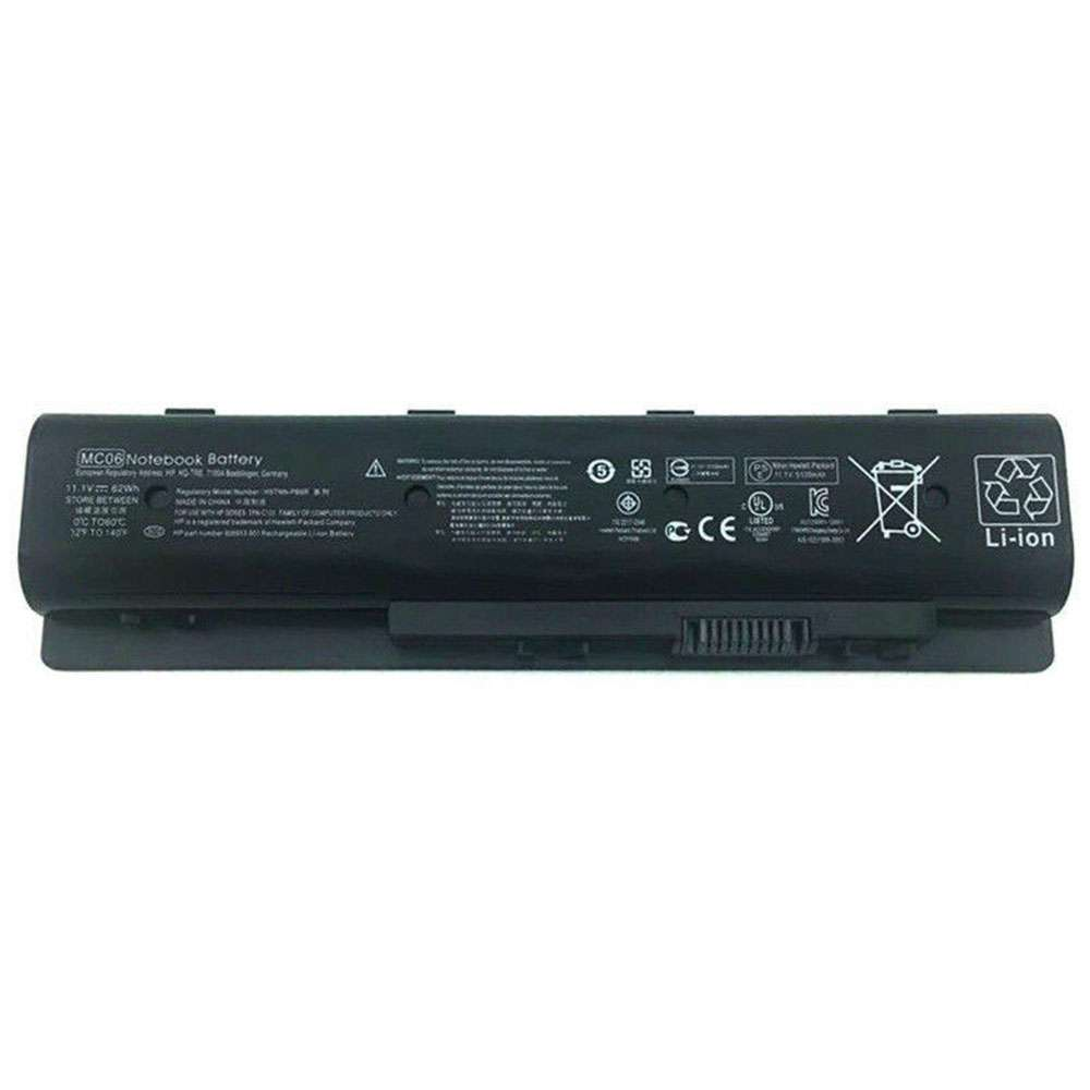 Replacement for HP MC06 battery