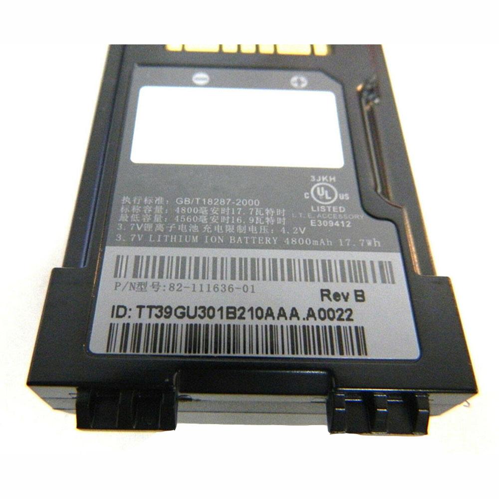 Motorola 82-111636-01 Barcode-Scanner Akku
