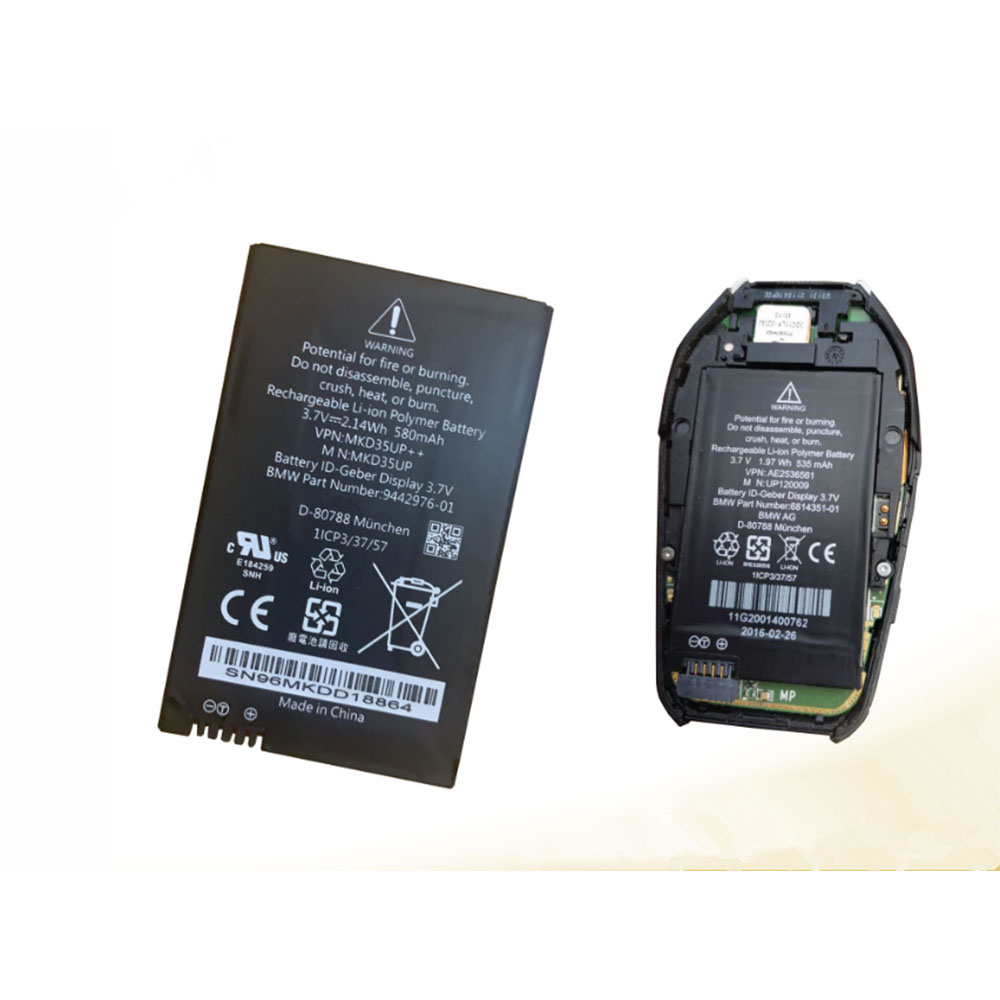 BMW AG MKD35UP D-80788 530le 730 740 745 ID-Geber Display