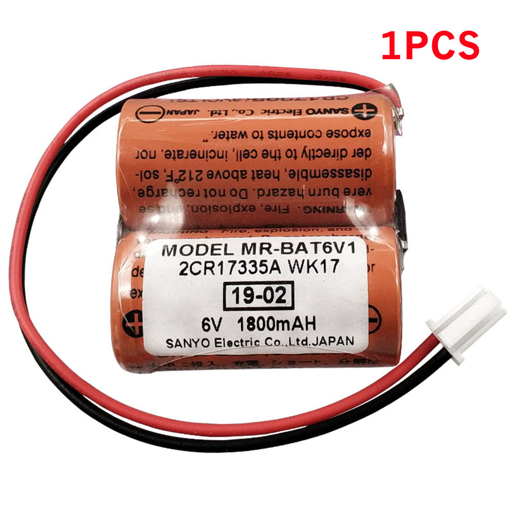 mitsubishi MR-BAT6V1 battery
