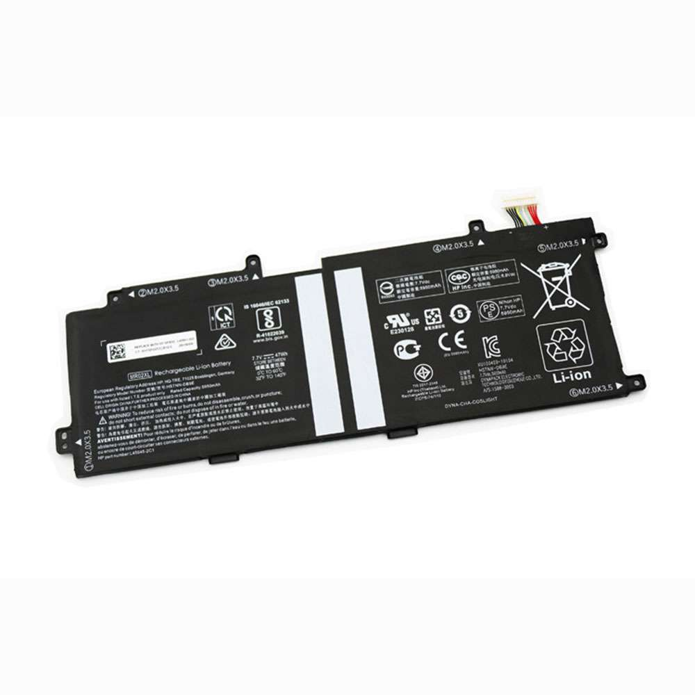 HP MR02XL battery