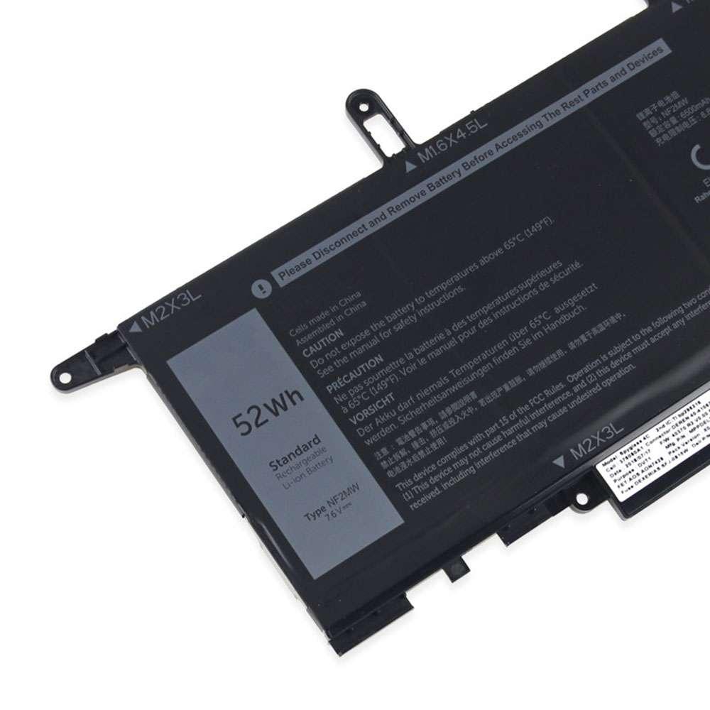 Dell NF2MW Laptop Akku