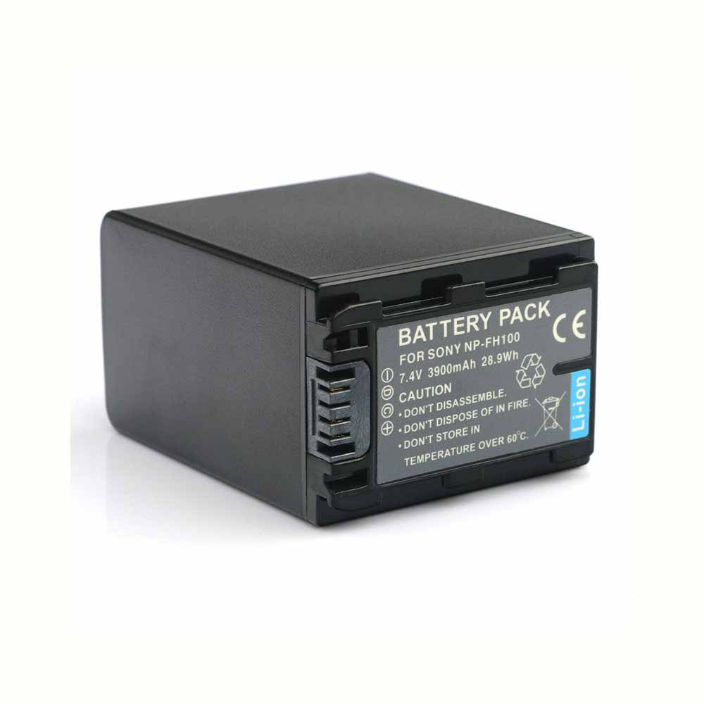 Sony NP-FH100 replacement battery