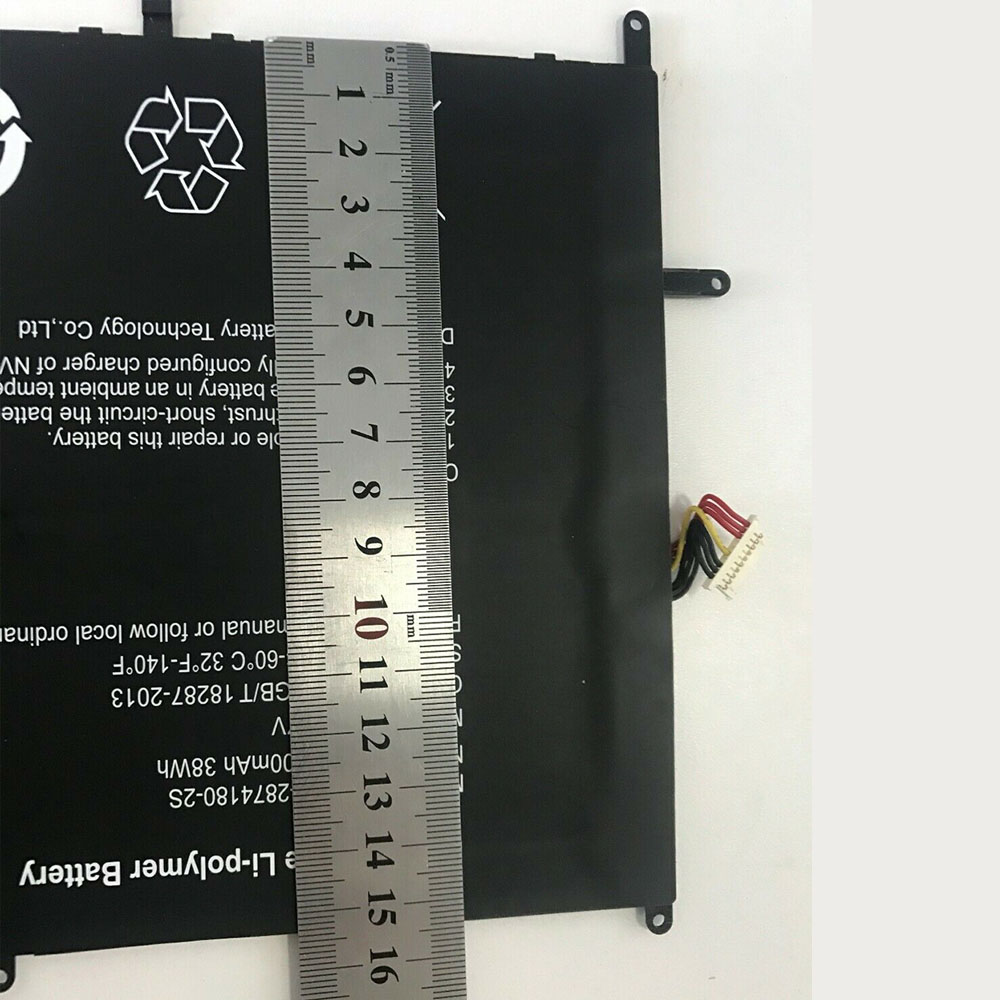 Jumper NV-2874180-2S Laptop Akku