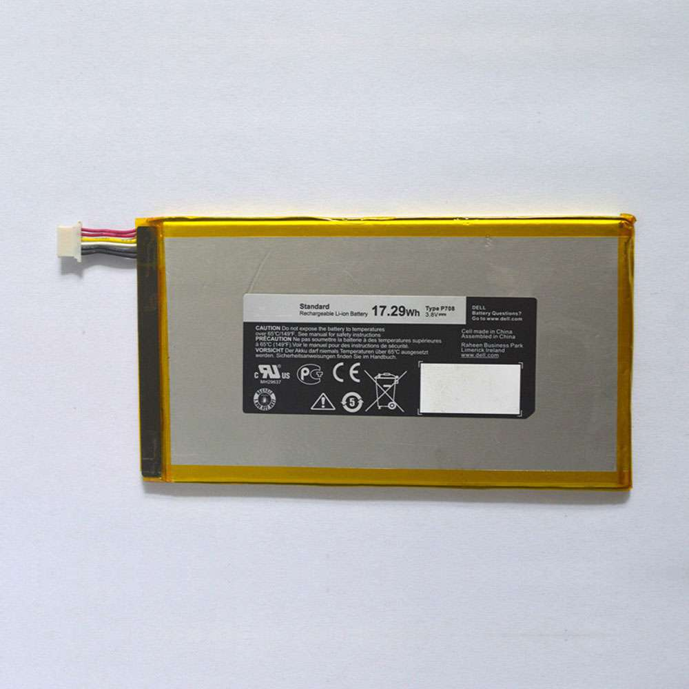 Dell P708 battery