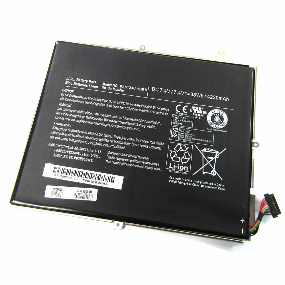Toshiba PA5123U-1BRS Tablet Battery