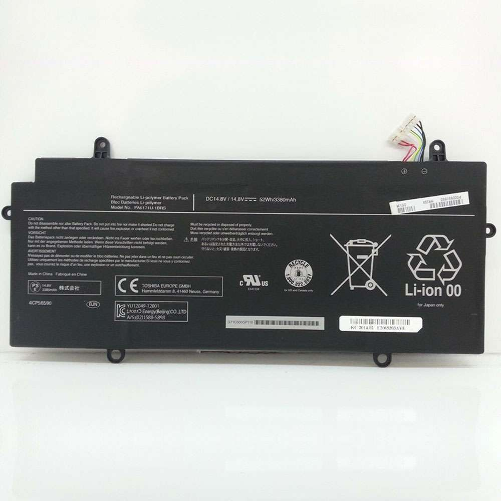 Toshiba PA5171U-1BRS replacement battery