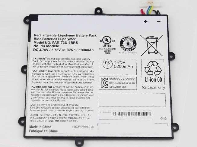 Toshiba PA5173U-1BRS battery