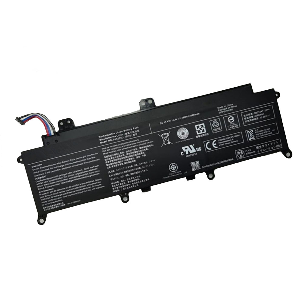 Toshiba PA5278U-1BRS replacement battery