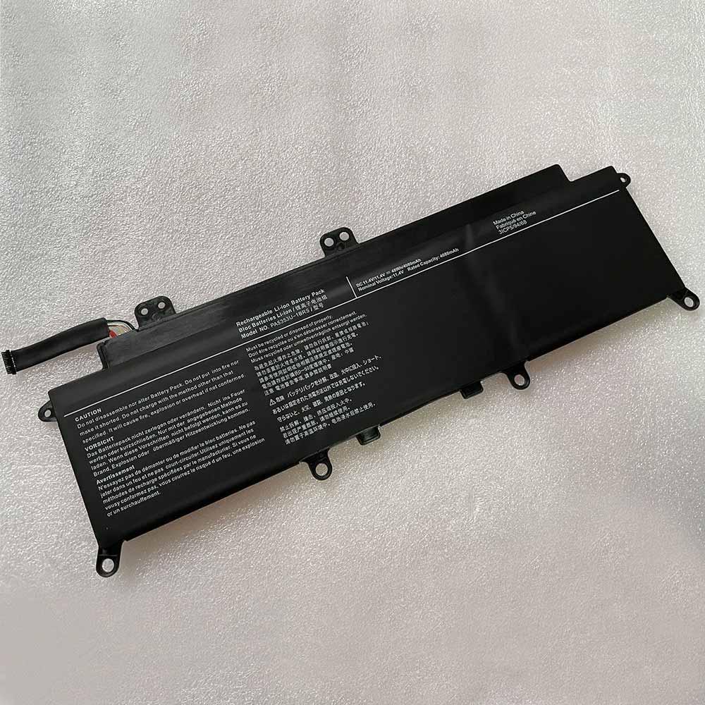 Toshiba PA5353U-1BRS replacement battery