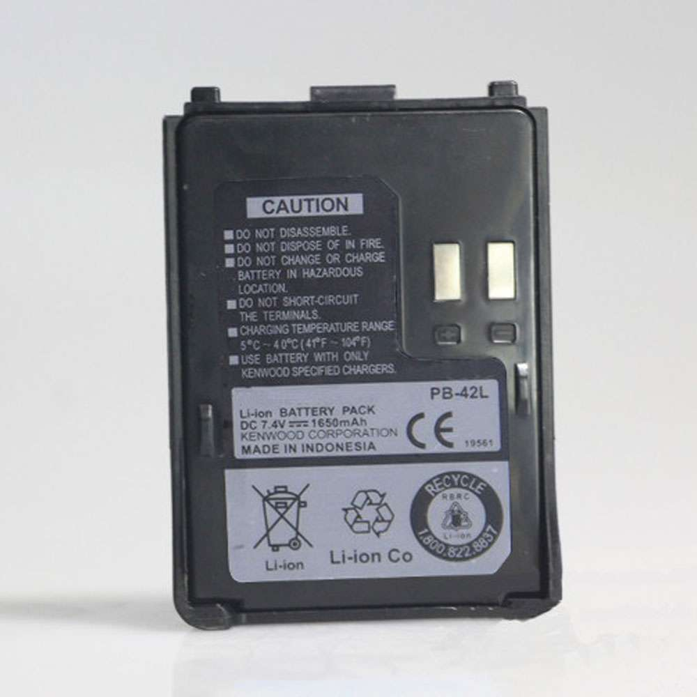 Kenwood PB-42L replacement battery