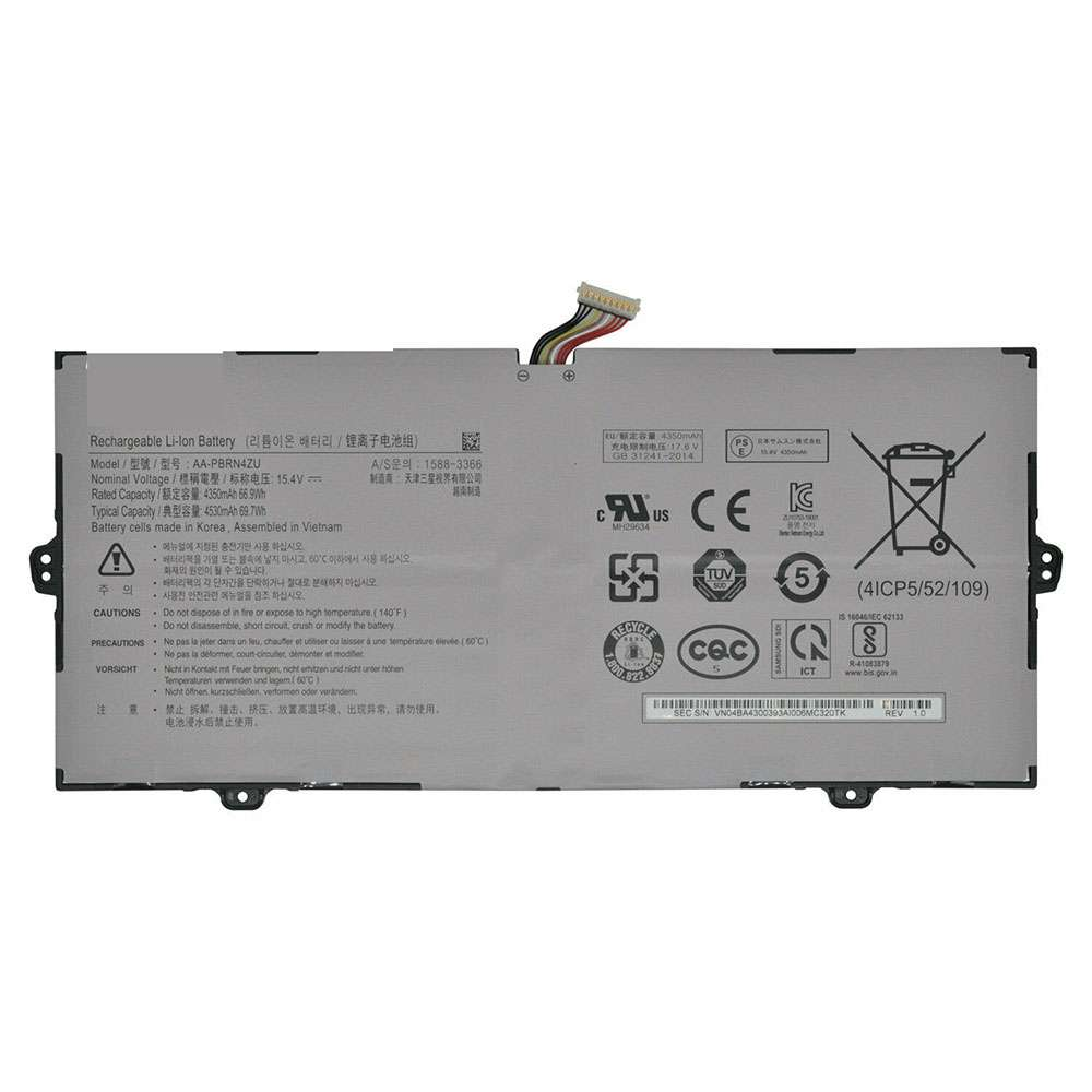 Samsung AA-PBRN4ZU replacement battery