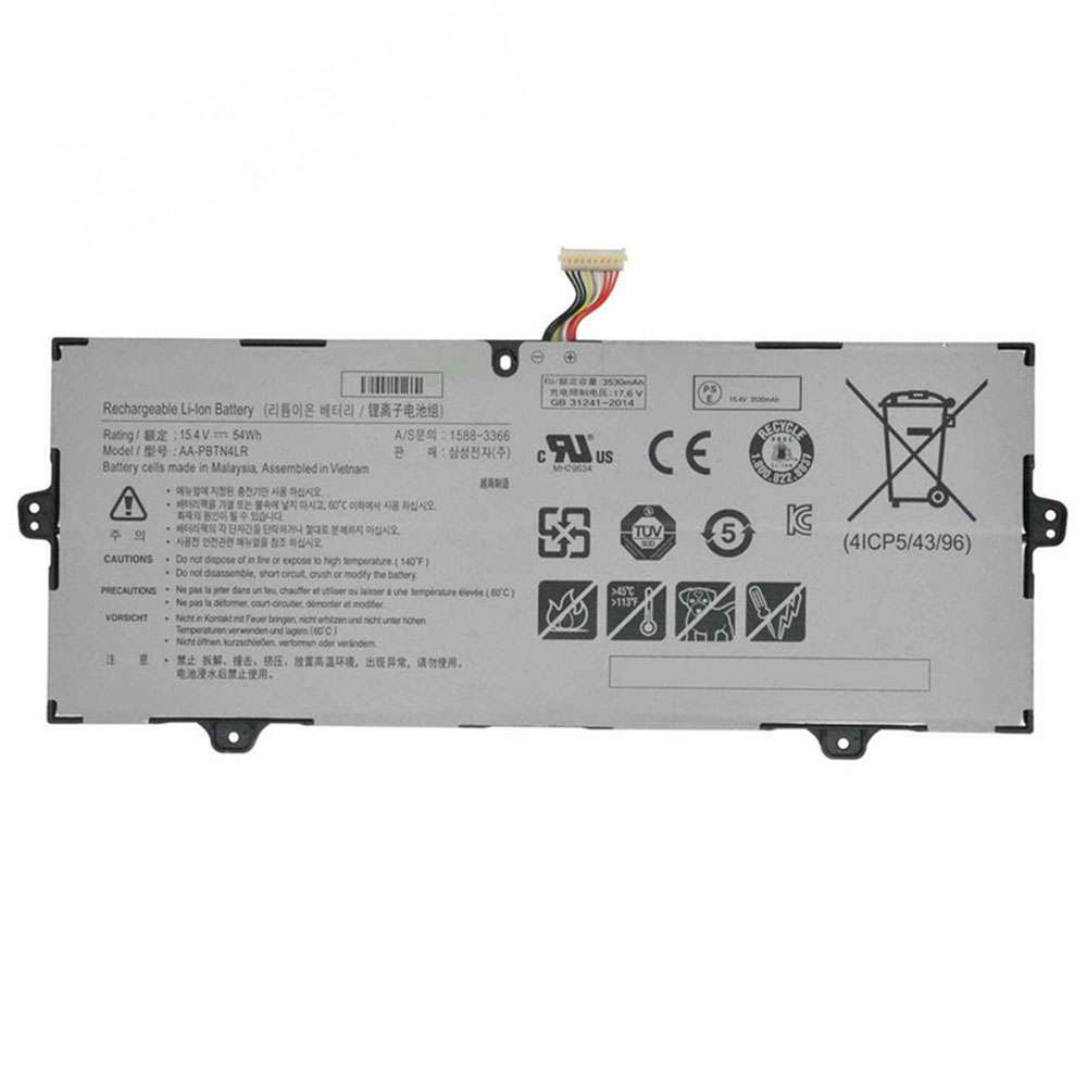 Replacement for Samsung AA-PBTN4LR battery