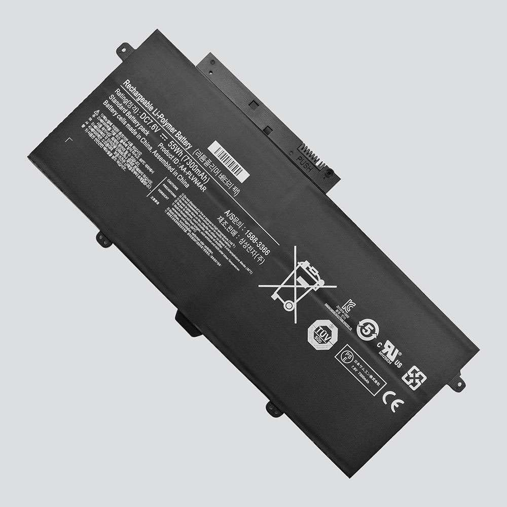 Replacement for Samsung AA-PLVN4AR battery