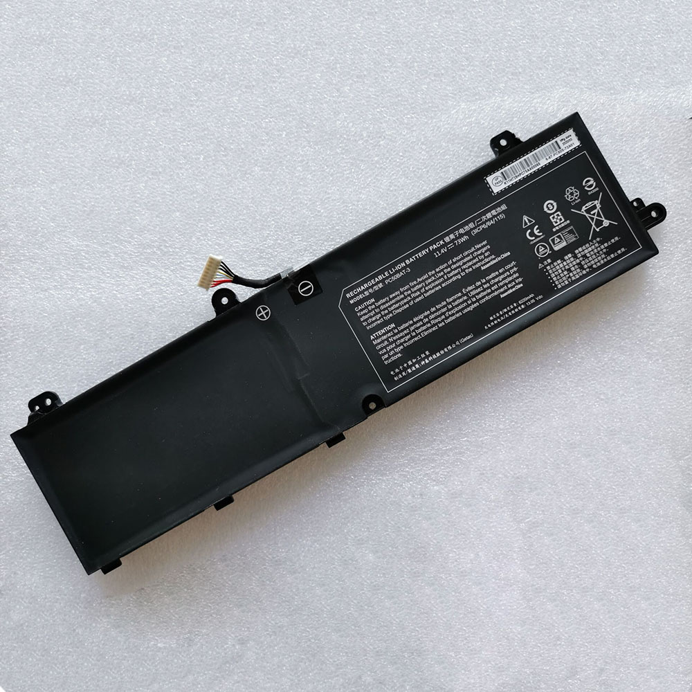 Clevo PC50BAT-3 replacement battery