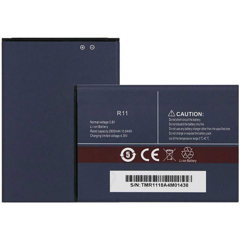 Replacement for CUBOT R11 battery
