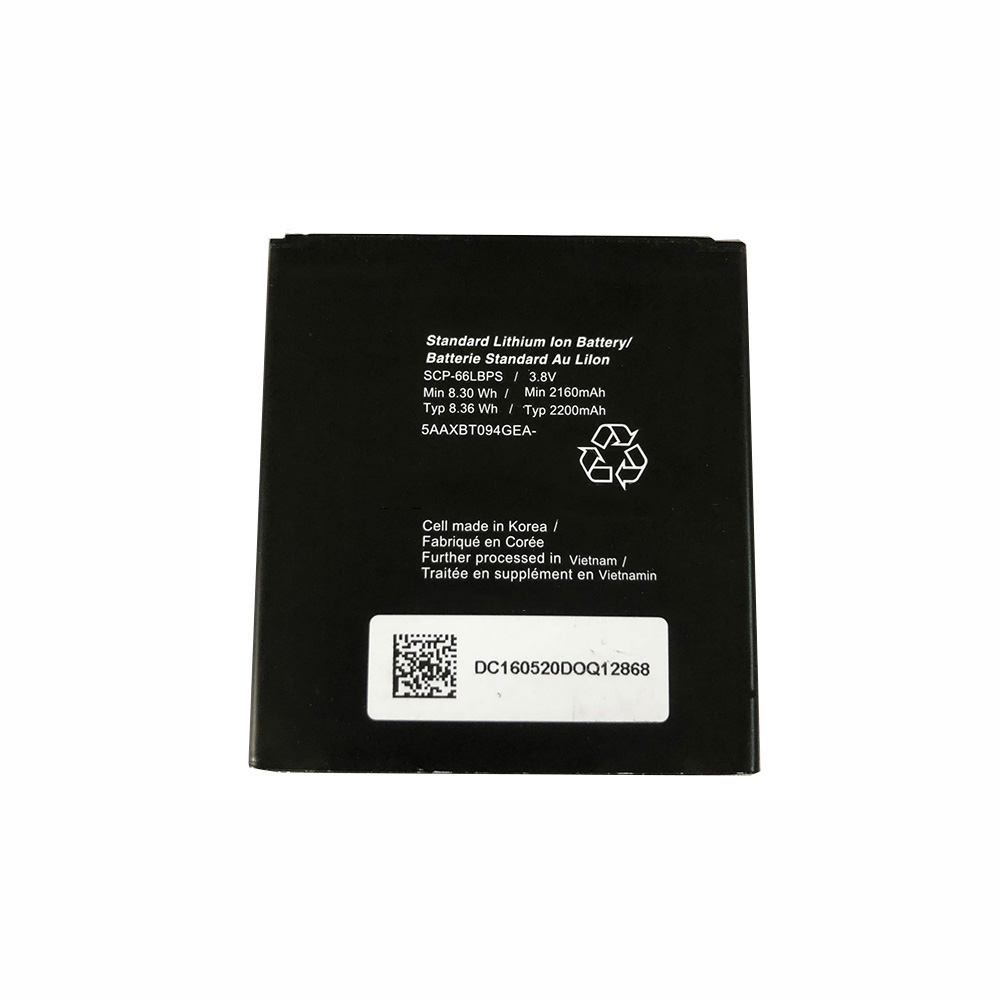 Replacement for Kyocera SCP-66LBPS battery