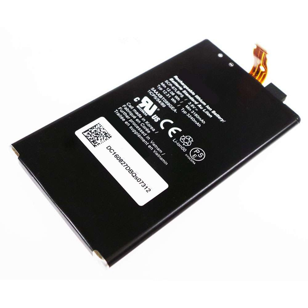 Replacement for Kyocera SCP-67LBPS battery