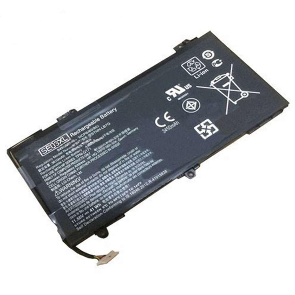HP HSTNN-LB7G HSTNN-UB6Z TPN-Q171 849568-421 849908-850 Battery