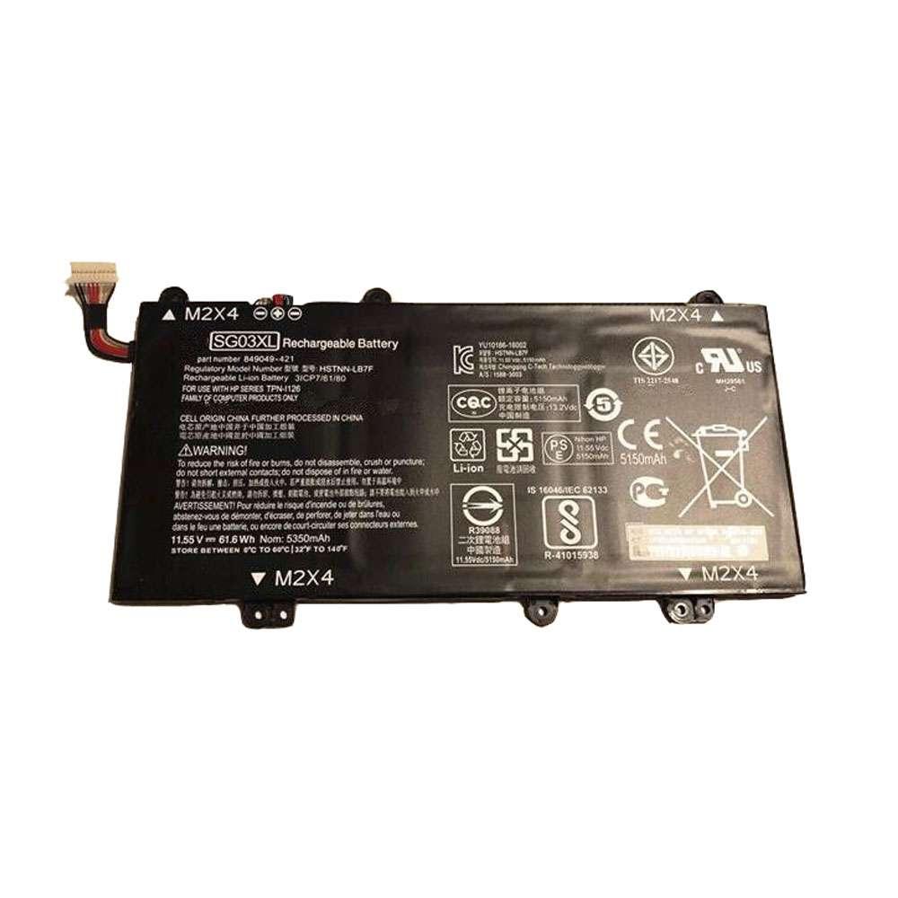 HP HSTNN-LB7E