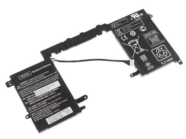 HP HSTNN-LB6G 756186-421 Laptop Akku