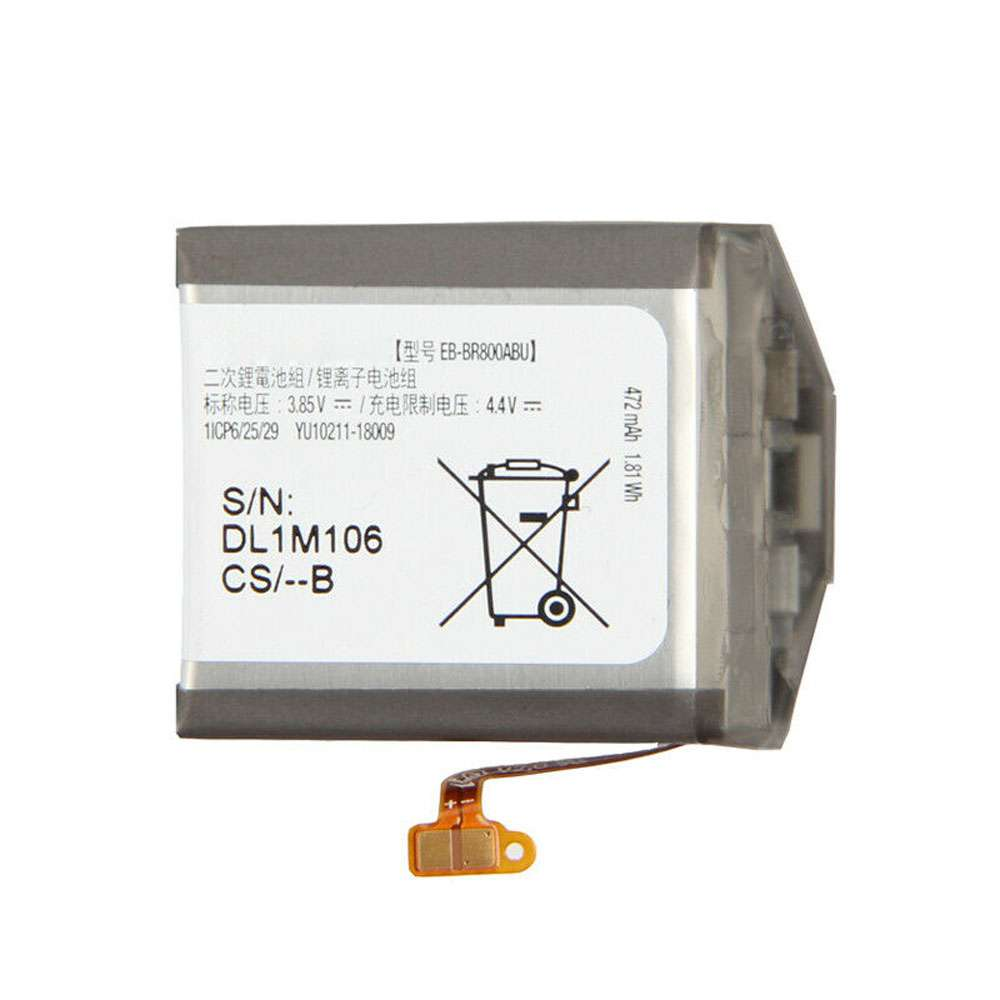 Replacement for Samsung EB-BR800ABU battery