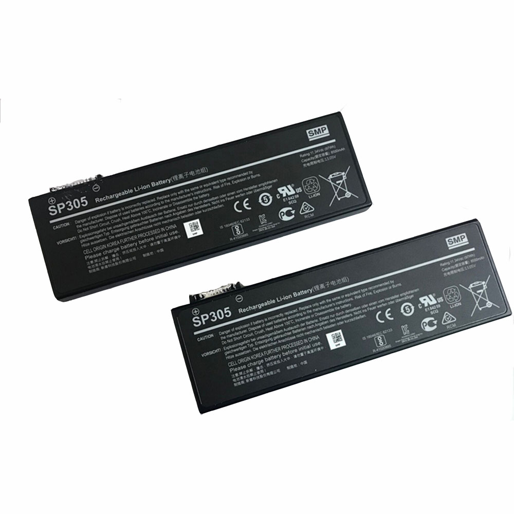 Simatic SP305 battery