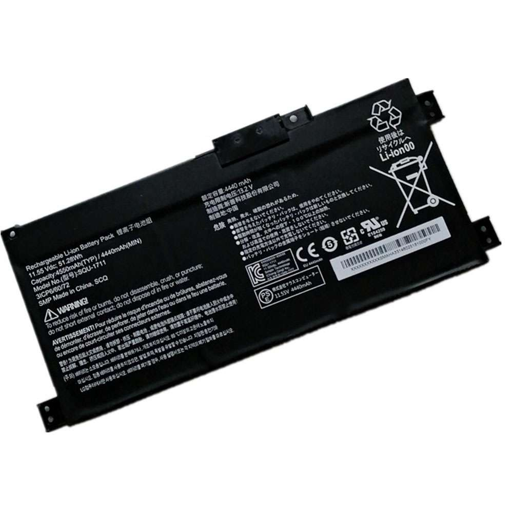 ThundeRobot SQU-1711 replacement battery