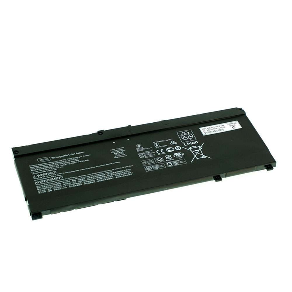 Replacement for HP SR03XL battery