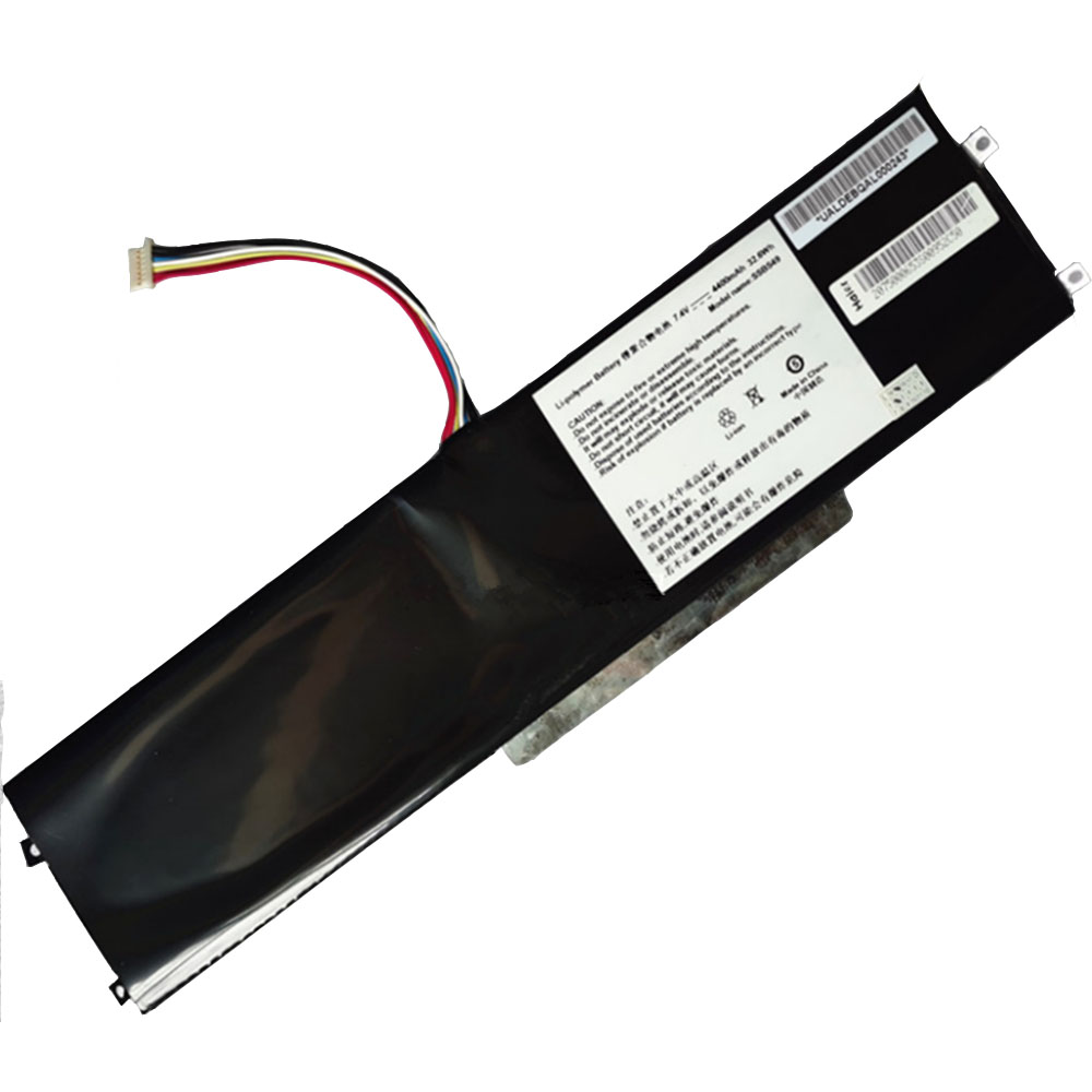 Replacement for Haier SSBS49 battery