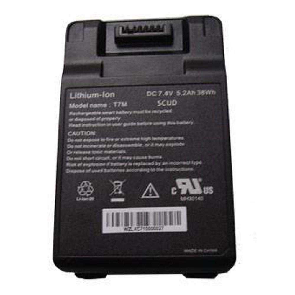 TwinHead T7M_SCUD replacement battery