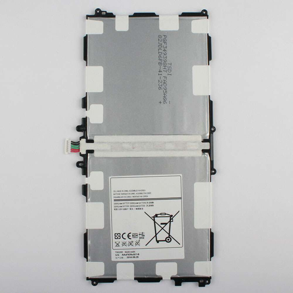 Samsung T8220E replacement battery