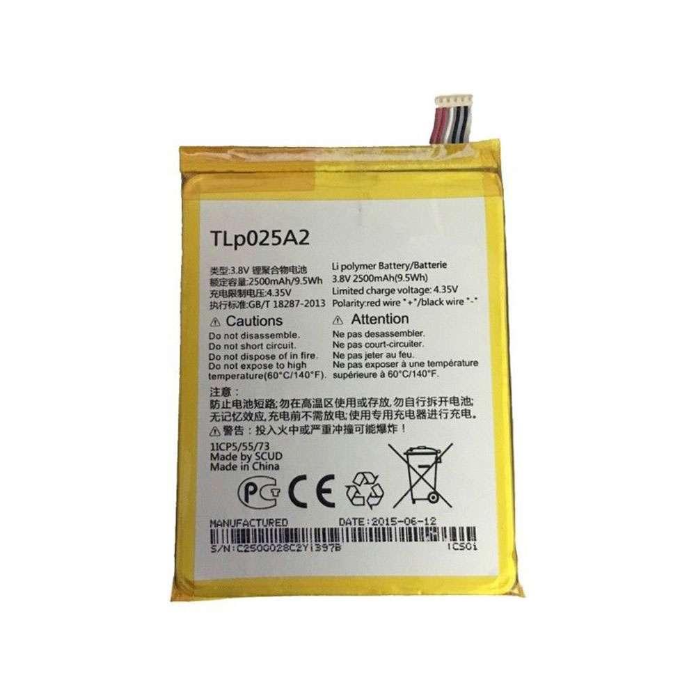 Alcatel One Touch Scribe HD OT-8008 8008A 8008D Battery