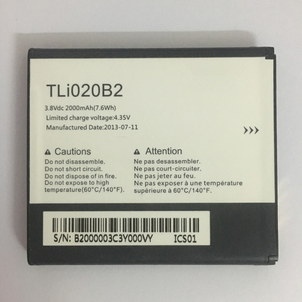 Alcatel TLi020E7