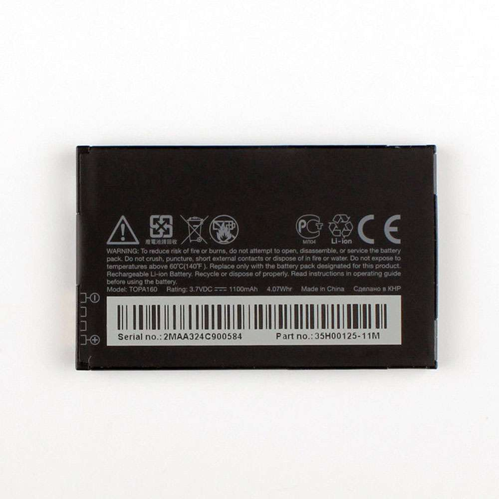 HTC TOPA160 battery