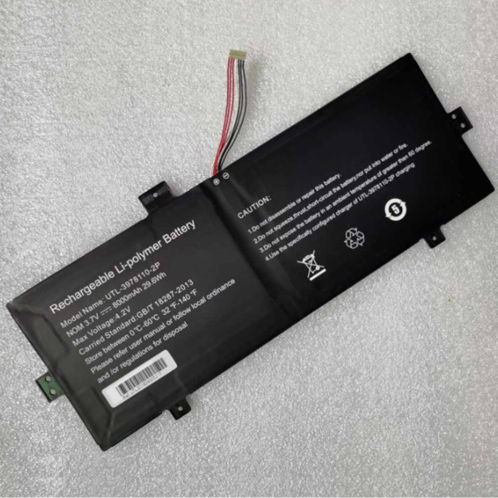 Haier UTL-3978110-2P Battery