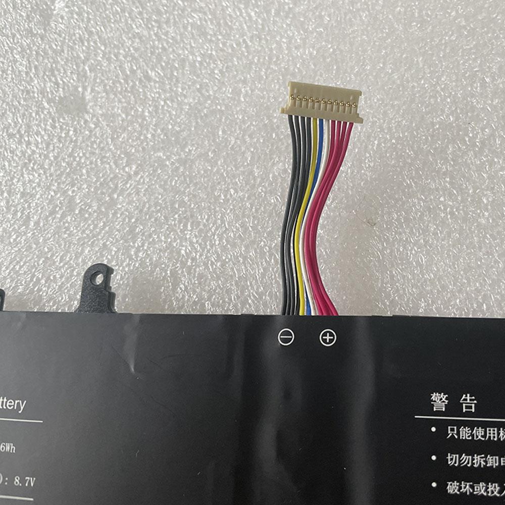 Hasee UTL-3987118-2S Laptop Akku