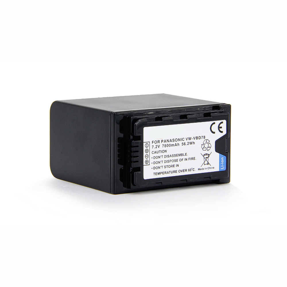 Panasonic VW-VBD78 replacement battery