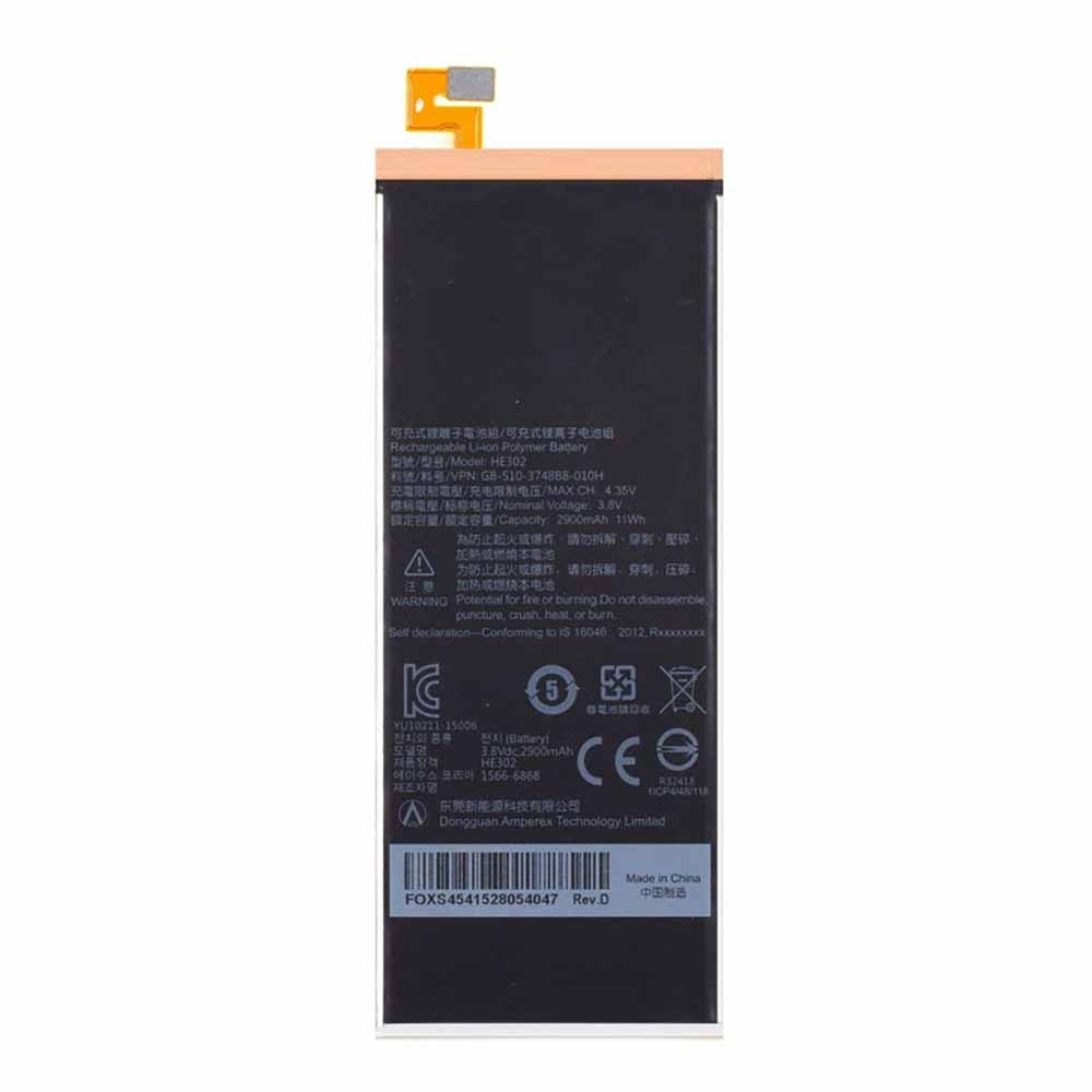 Bateria do InFocus HE302
