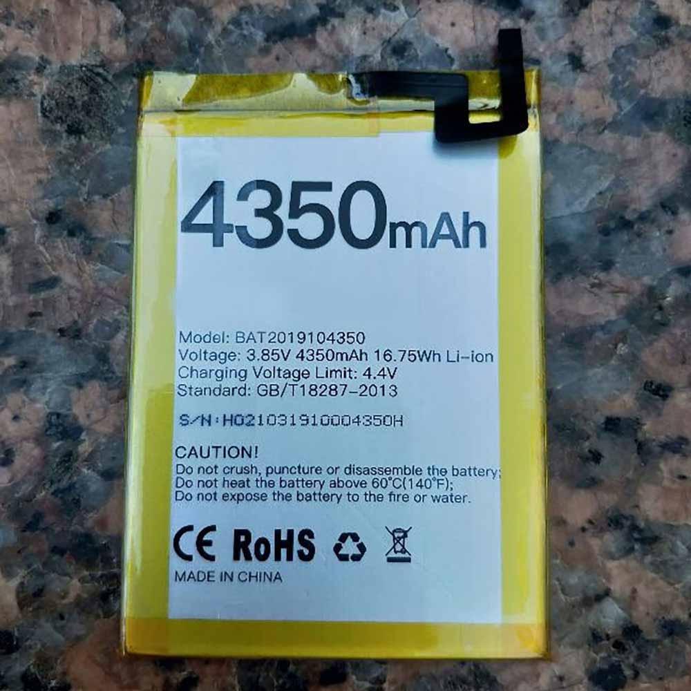 Doogee BAT2019104350 battery